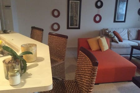 Cozy one bedroom in the heart of Dublin - Daire