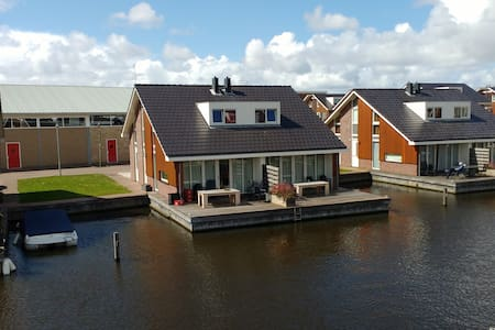 Holiday home near Amsterdam - House