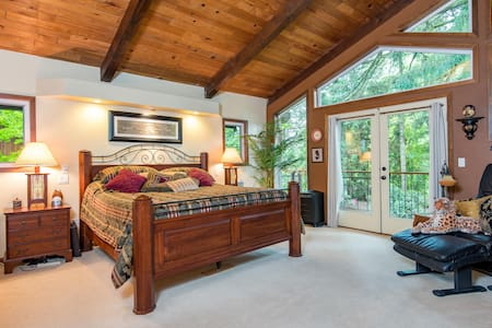 Beautiful Craftsman-Style Suite  - Bed & Breakfast