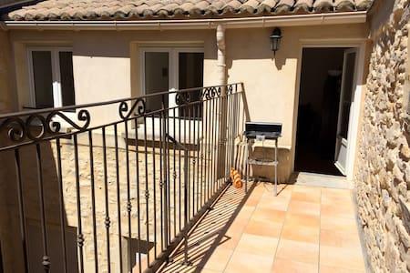 Appartement cosy avec terrasse à Bagnols sur Cèze - Bagnols-sur-Cèze - Appartement