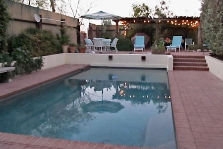 Cozy Downtown Casita and Pool - Tucson - Casa