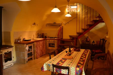 Casa Rossa country/chick/cosy house - House