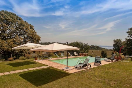 Room in Country House - Bracciano