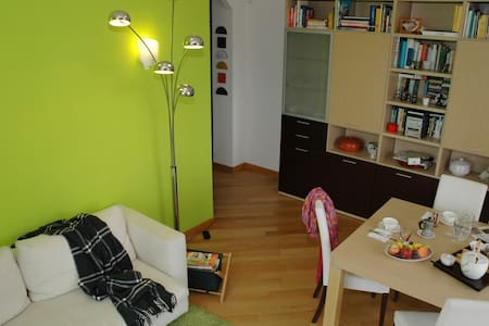 So much light, comfortable and park - Castellamonte - Apartment