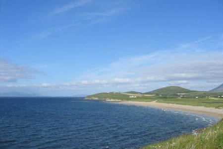 Breathtaking ocean views from house - Louisburgh