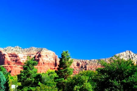 Magnificent Red Rock Views