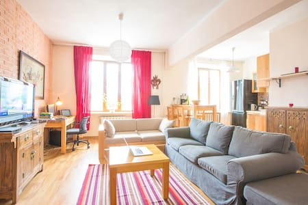 Central Fully Furnished 1 Bedroom - Flat
