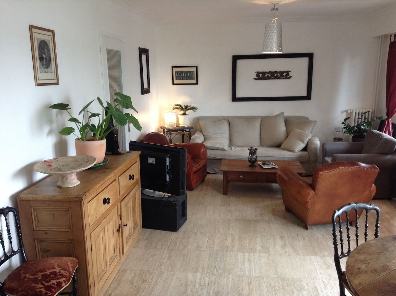 grand appartement type 3