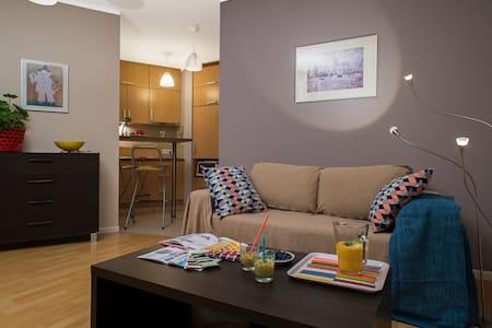 Apartament Mokotów 4 -studio - Lägenhet