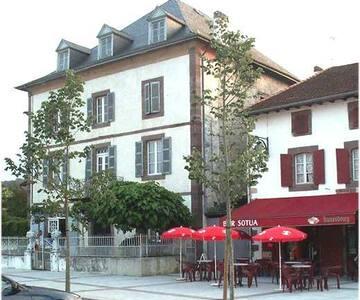 Maison Bassusenia Pays Basque - Hus