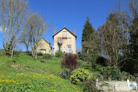 Le Chalet near the canal Nivernais - Penzion (B&B)