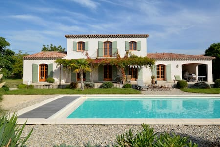 Luxury Provencal villa, 15m pool - Villa