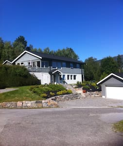 Apartment with views of the fjords. - Stranda - Lägenhet