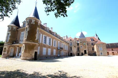 château d'Island Avallon Vézelay - Şato