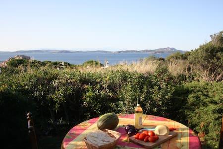 Sea view Baia Sardinia. Take a rest !!! - Flat