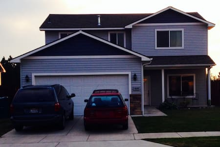 Kid and Pet Friendly Family Home - Post Falls - Casa
