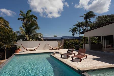 Tropisch mini resort - P'ABOU 3-5p