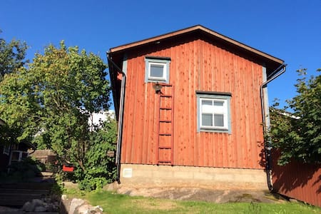 Lovely apartment in Porvoo Old Town - Loft