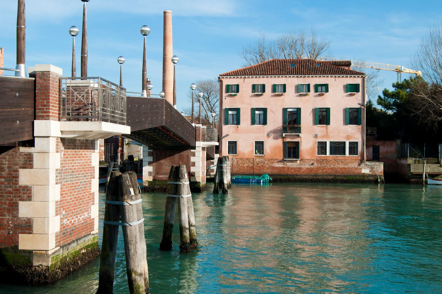 B&B AL CANAL VENICE canal view