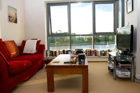 Waterside apartment situated by Blackrock Castle. - Cork - Apartment