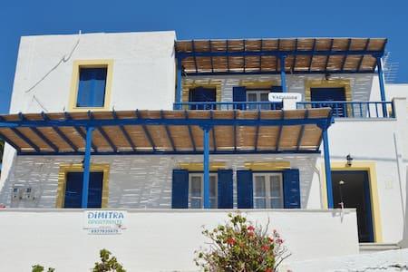 A window to the Mediterranean - Ev