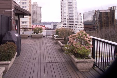 Downtown Seattle Studio - Belltown - Seattle - Apartment