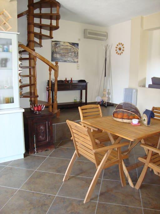 Aegean Andros Island Villa