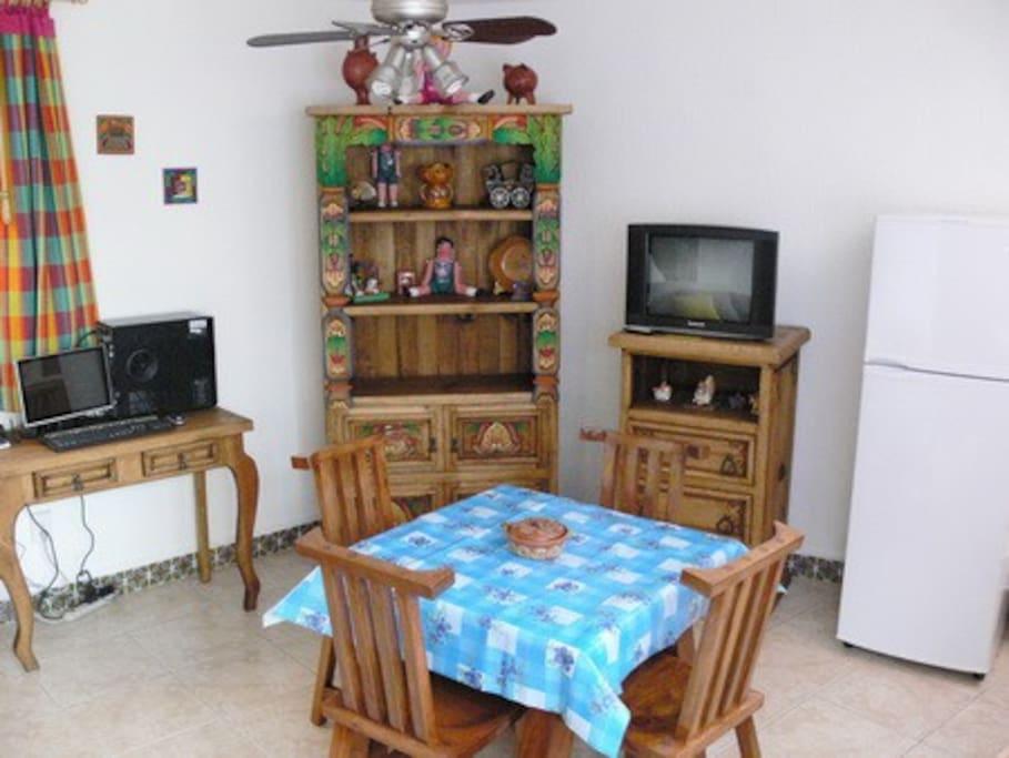 Retablo Suite living room