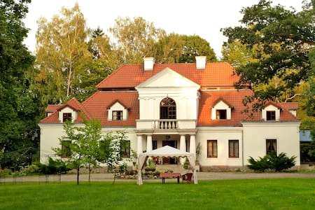 Countryside Manor House - suite - Modzele-Bartłomieje - Schloss
