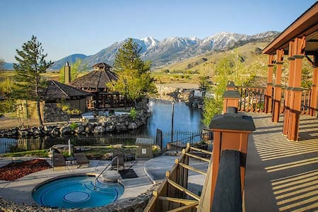 David Walley's Hot Springs Resort - Apartament