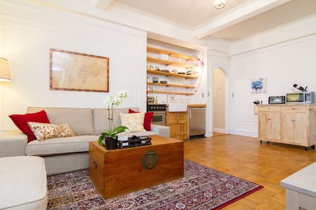 1-Bedroom by Subway with Charm!
