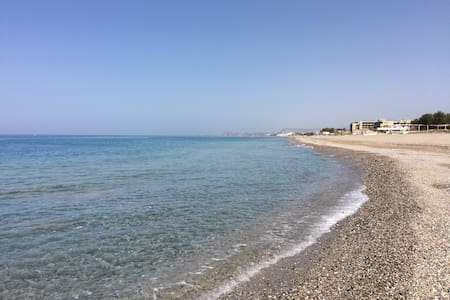 Cozy Studio 1 (200m to beach) - Rethymno