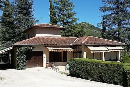 villa dans cadre verdoyant - Villa