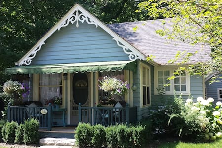 the Flying Cloud Cottage - Niagara-on-the-Lake - Ház
