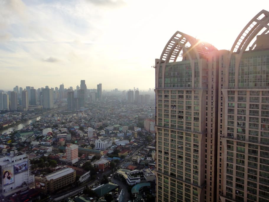 Highest Floor with view on Manila Bay