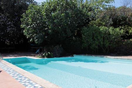 Stunning Villa Catania-Weekly rent - Catane