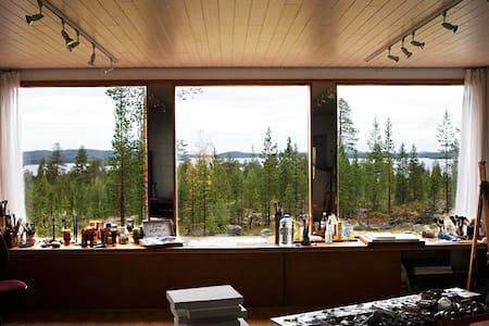 Hillside studio, Arctic Inn Marjarinne - House