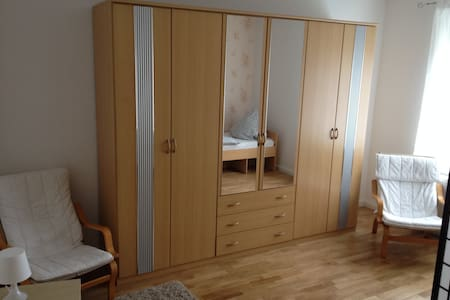 ein modernes Doppelzimmer - Ludwigsfelde