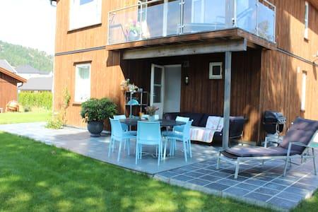 A detached house near Kristiansand - Vennesla
