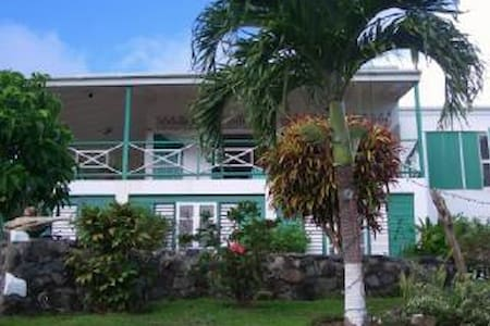 Studio by pool with- views to sea - Scarborough - Apartment