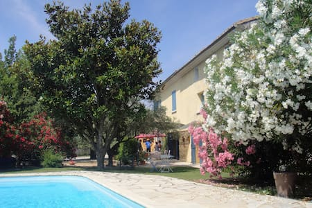 Bed And breakfast   en Provence - Althen-des-Paluds - Bed & Breakfast