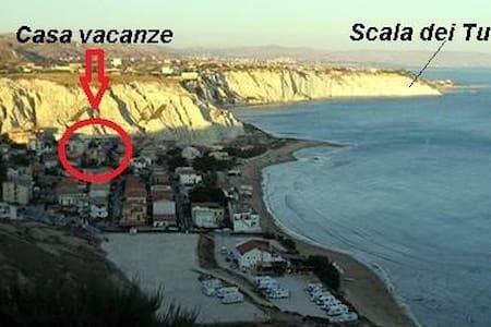 Scala dei Turchi Beach Agrigento - Apartment