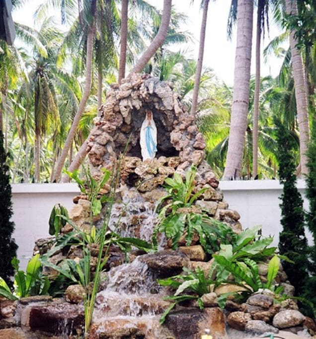 GROTTO OF OUR LADY