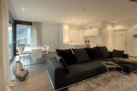 Luxurious 3 bed, 3 bath Apmt w Pool - Kappl - Apartment