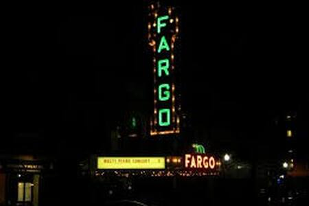 Cathedral District/Downtown Fargo-A