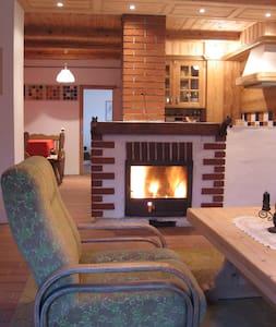 Kandallós vendégház a Bakonyalján - House