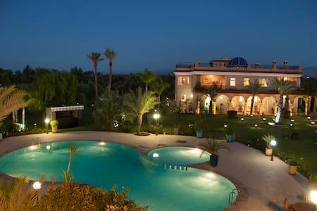 Chambre Estrella - Marrakesch