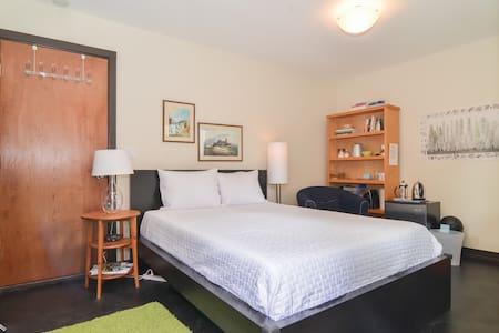Private, Detached Room in Ballard