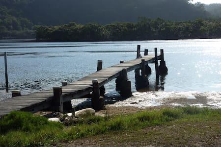 Waterfront Cottage at Patonga