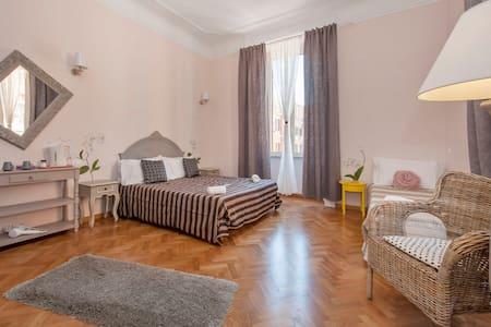 dream hotel in city center